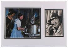 Jack Haley Autograph Signed Photo - The Tin Man