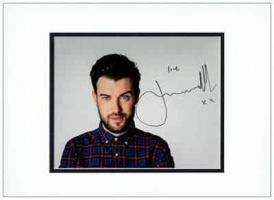 Jack Whitehall Autograph Signed Photo