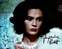 Jacqueline Bisset Autograph Photo