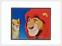 James Earl Jones Autograph Signed Photo - The Lion King