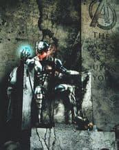 James Spader Autograph Signed Photo - Ultron