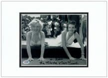 Jane Russell Autograph Photo