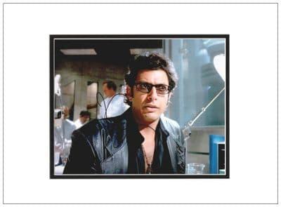 Jeff Goldblum Autograph Signed Photo - Jurassic Park
