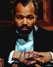 Jeffrey Wright Autograph Signed Photo - Felix Leiter