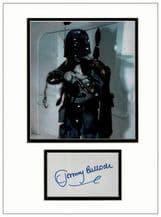 Jeremy Bulloch Autograph Signed - Boba Fett