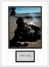 Jeroen Krabbe Autograph Signed Display - The Living Daylights