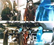 Jerome Blake & Alan Ruscoe Autograph Photo Signed - Star Wars