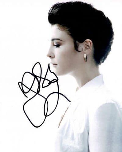 Jessie Ware Autograph Signed Photo