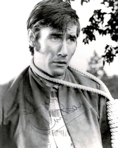 Jim Dale Autograph Signed Photo - Carry On