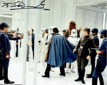 Jim Dowdall Signed Photo - The Empire Strikes Back