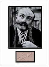 Jimmy Edwards Autograph Signed