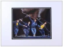 JLS Autograph Photo Signed