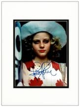 Jodie Foster Autograph Signed Photo - Taxi Driver
