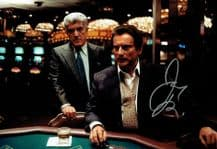 Joe Pesci Autograph Signed Photo - Casino