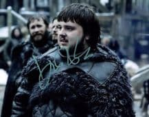 John Bradley Autograph Signed Photo - Game Of Thrones