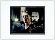 John Hurt Autograph Signed Photo - 1984