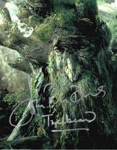 John Rhys-Davies Autograph Signed Photo - Treebeard
