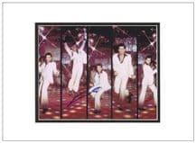 John Travolta Autograph Signed Photo - Saturday Night Fever