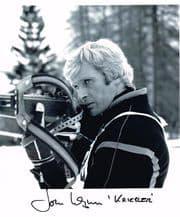 John Wyman Autograph Signed Photo