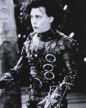 Johnny Depp Autograph Signed Photo - Edward Scissorhands