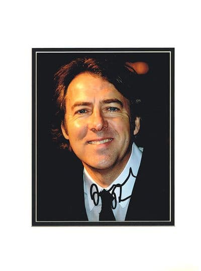 Jonathan Ross Autograph Signed Photo