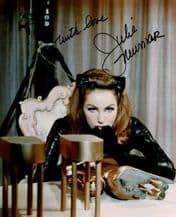 Julie Newmar Autograph Signed - Catwoman