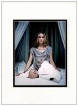 Keira Knightley Autograph Signed Photo