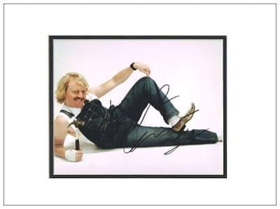 Keith Lemon Autograph Photo Signed - Celebrity Juice