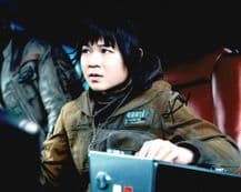 Kelly Marie Tran Autograph Signed Photo - Rose Tico