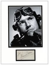 Kenneth More Autograph Signed Display