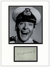 Kenneth Williams Autograph - Carry On