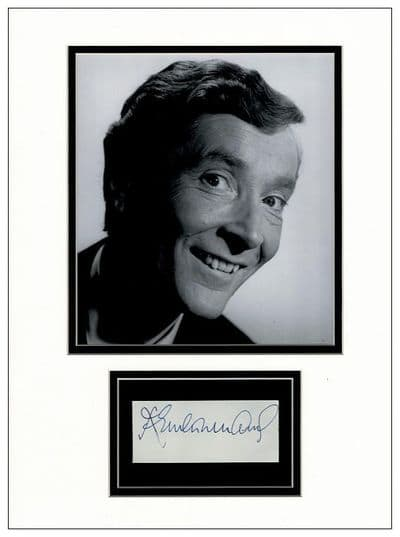 Kenneth Williams Autograph Signed - Carry On