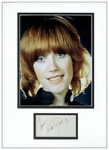 Kiki Dee Autograph Signed Display