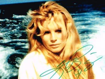 Kim Basinger Autograph Signed Photo