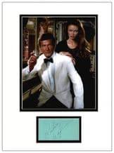 Kristina Wayborn Autograph Signed Display