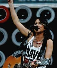 KT Tunstall Autograph Signed Photo