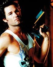 Kurt Russell Autograph Signed Photo - Big Trouble In Little China