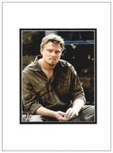 Leonardo DiCaprio Autograph Signed Photo