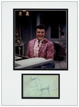 Liberace Autograph Signed Display