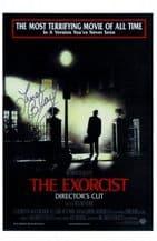 Linda Blair Autograph Signed Photo - The Exorcist