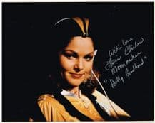 Lois Chiles Autograph Signed Photo - Moonraker