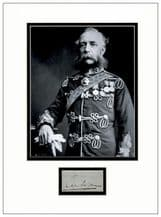 Lord Cardigan Autograph Signed - Charge of the Light Brigade