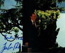 Ludger Pistor Autograph Signed Photo - Casino Royale
