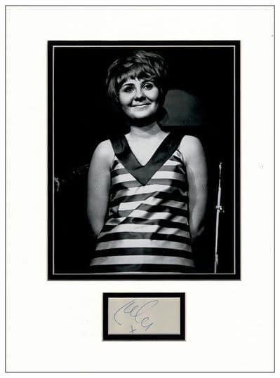 Lulu Autograph Signed