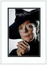 Maggie Smith Autograph Signed - Harry Potter