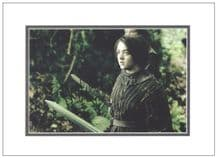 Maisie Williams Autograph Signed Photo - Game of Thrones