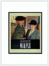Marple Autograph Signed Photo - McKenzie & Lumley