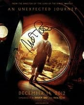 Martin Freeman Autograph Signed - The Hobbit