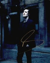 Matt Smith Autograph Photo - Doctor Who