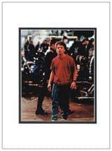 Michael J Fox Autograph Photo - Back To The Future